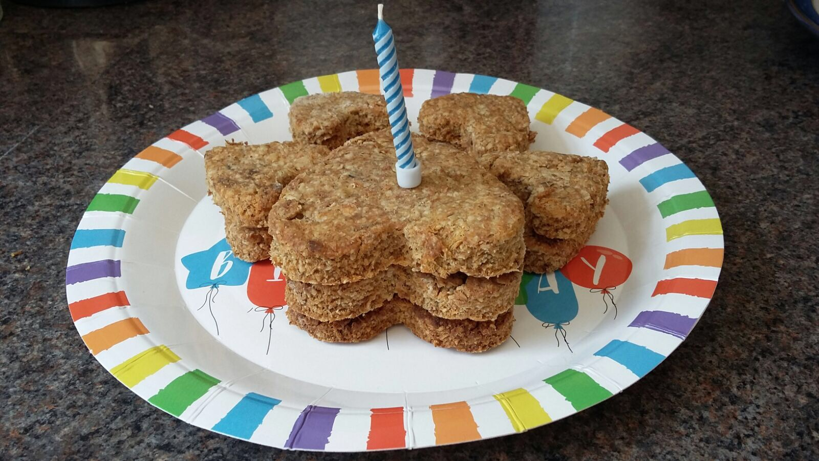 Birthday Cake Treats 2